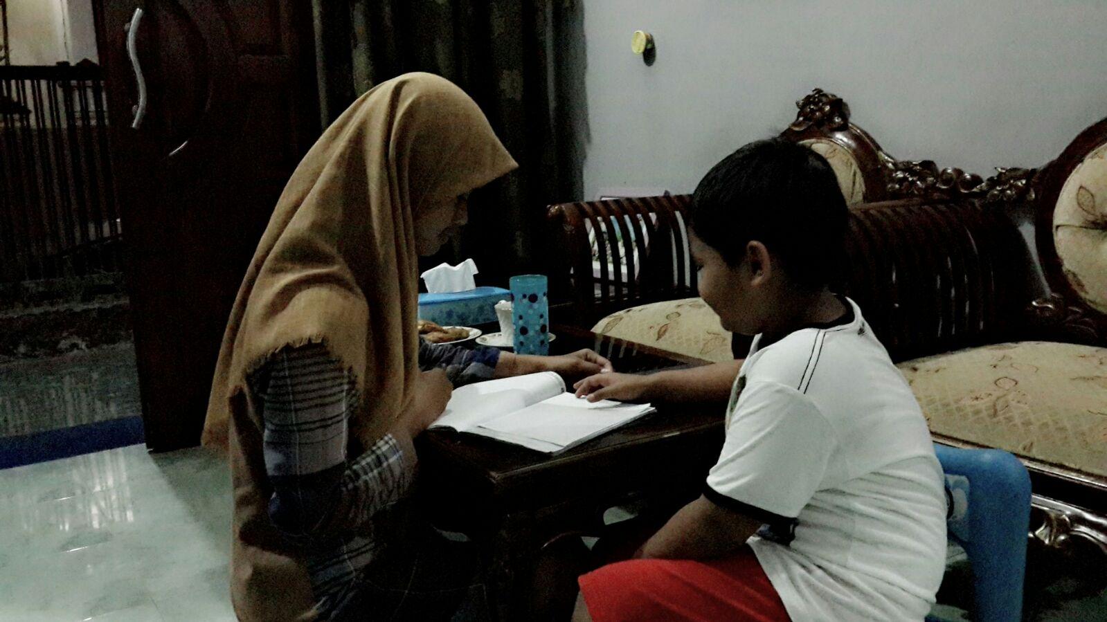 Les Privat SD Datang ke Rumah di Banguntapan